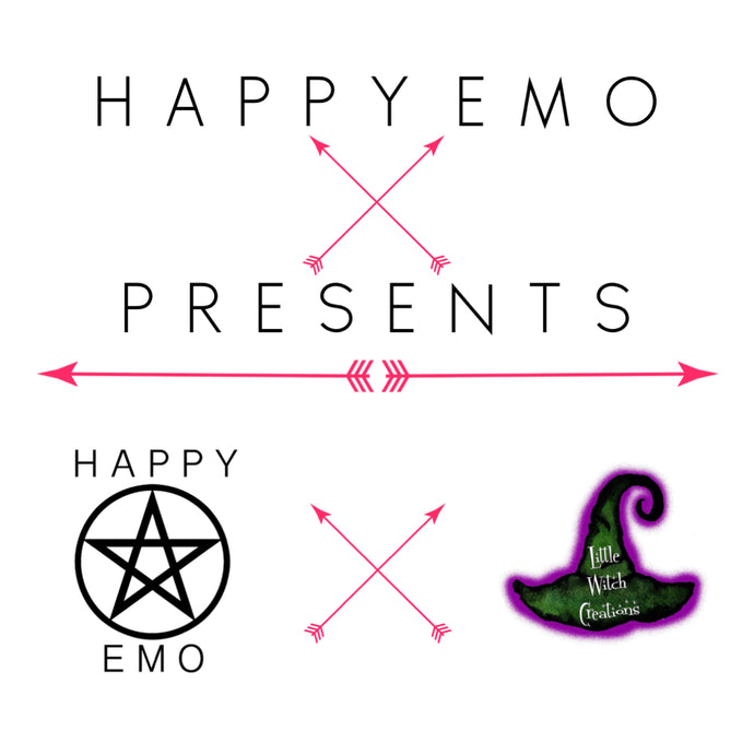 Happy Emo Presents Little Witch Creations