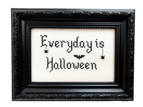 Everyday is Halloween Stitch - Happy Emo