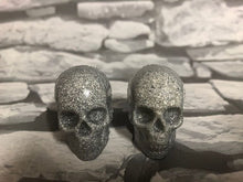 Load image into Gallery viewer, Skull Knobheads (pack of 2) - Happy Emo