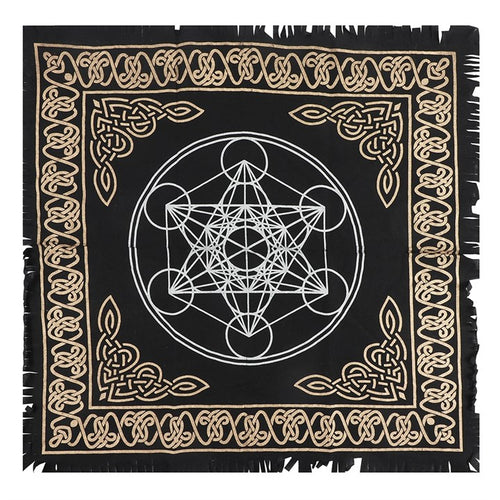 Geometric Altar Cloth - Happy Emo