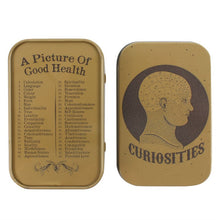 Load image into Gallery viewer, Curiosities Metal Tin - Happy Emo