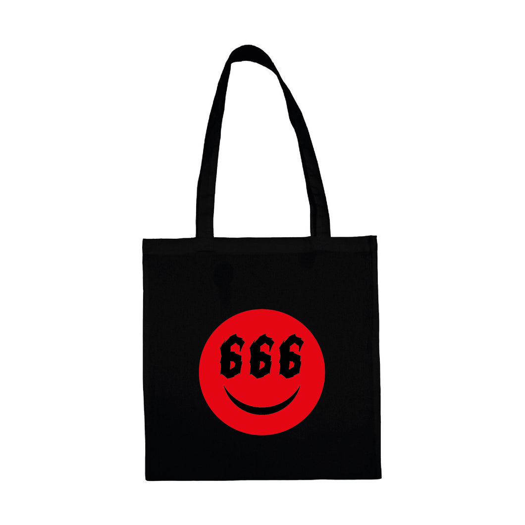 Devil's Grin Tote Bag