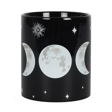 Load image into Gallery viewer, Triple Moon Mug - Happy Emo