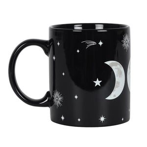 Triple Moon Mug - Happy Emo