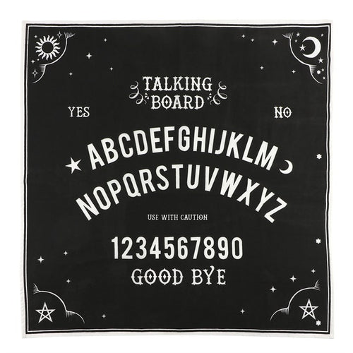 Talking Board Altar Cloth - Happy Emo