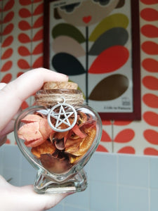 Nemesis Potpourri Jars - Happy Emo