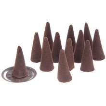 Load image into Gallery viewer, Stamford Black Incense Cones - Witches Curse - Happy Emo
