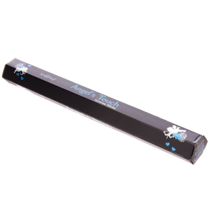 Stamford Black Incense Sticks - Angels Touch - Happy Emo