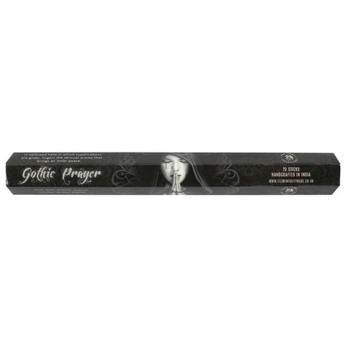 Gothic Prayer Incense Sticks by Anne Stokes - Happy Emo