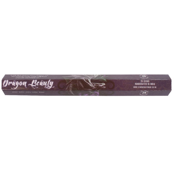 Dragon Beauty Incense Sticks by Anne Stokes - Happy Emo