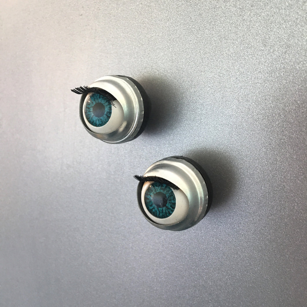 Blinking Eye Fridge Magnets
