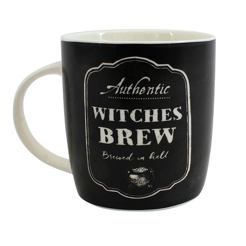 Witches Brew Mug - Happy Emo