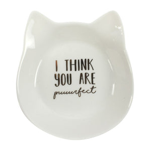 I think you are Puuurfect Jewellery Dish - Happy Emo