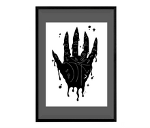 Load image into Gallery viewer, Palmistry A5 Art Print