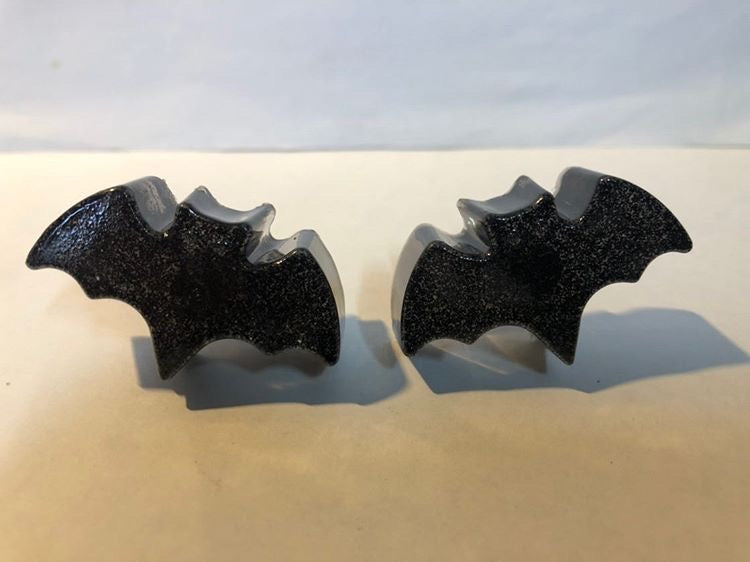 Bat Knobheads (pack of 2) - Happy Emo