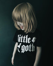 Load image into Gallery viewer, Little Goth Bib or Tee - Happy Emo