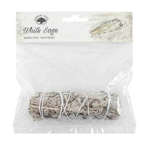 11cm White Sage Purifying Smudge Stick - Happy Emo