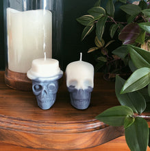 Load image into Gallery viewer, Skull Candle - Happy Emo
