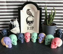 Load image into Gallery viewer, Skull Sweet Shop - Happy Emo