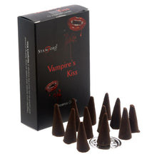 Load image into Gallery viewer, Vampires Kiss Stamford Incense Cones