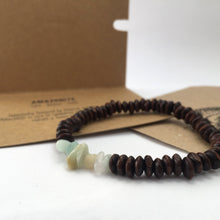 Load image into Gallery viewer, Thor - Amazonite Bracelet - For Balance And Peace - Happy Emo