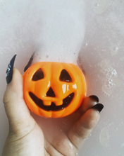 Load image into Gallery viewer, Trick or Treat Bath Bombs - Happy Emo