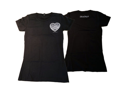 Iron Heart Tee - Happy Emo