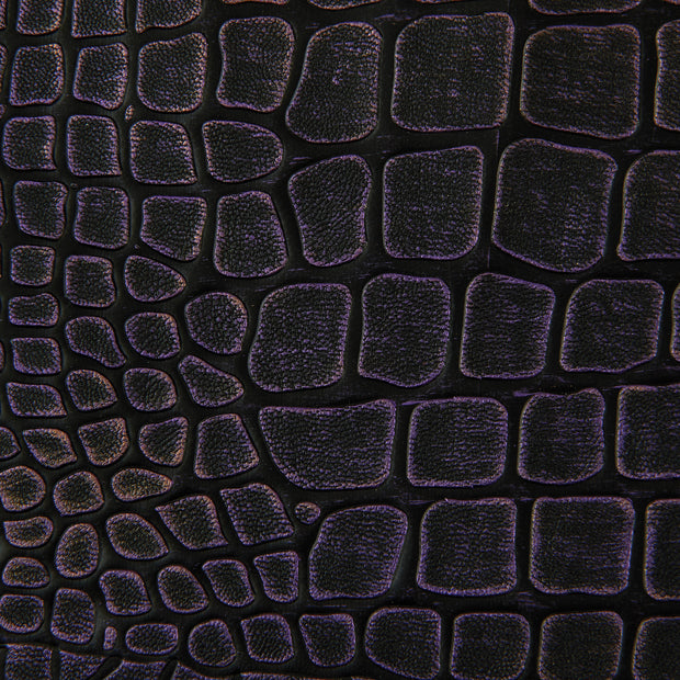 Yaya Han Collection Pleather Scales Purple