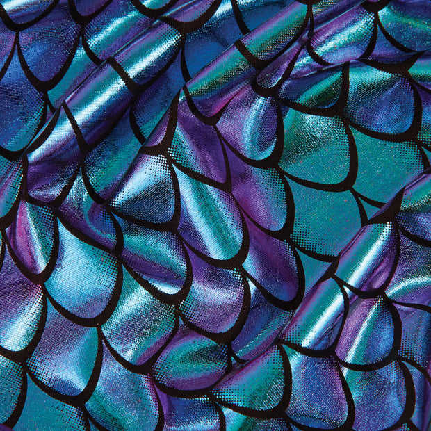 Yaya Han Holographic Dragon Scale Oil Slick