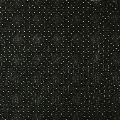 Yaya Han Textured Dot Grid Black