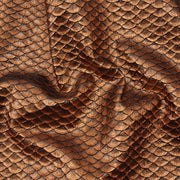 Yaya Han Metallic Textured Scales Copper