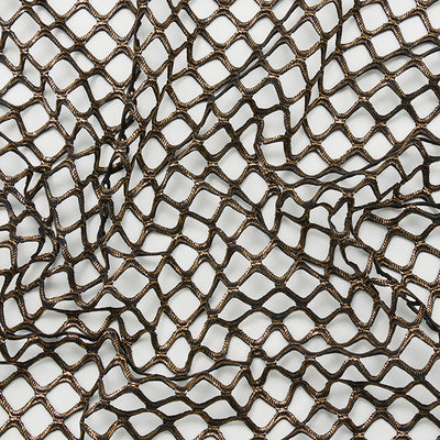 Yaya Han Metallic Copper Netting