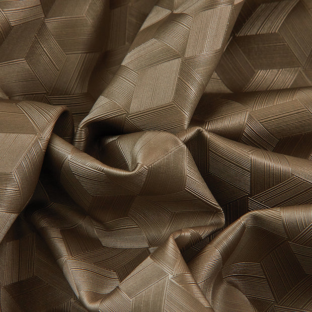 Yaya Han Collection Geometric Textured Pleather