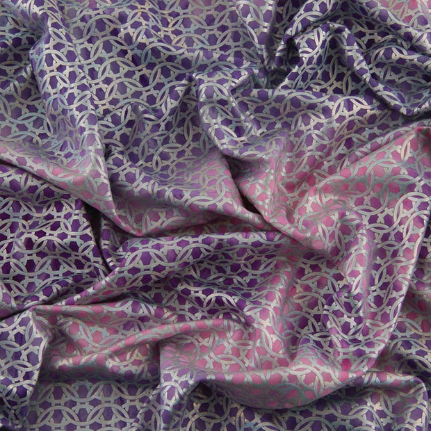 Yaya Han Collection Chainlink Foil Pink/Purple
