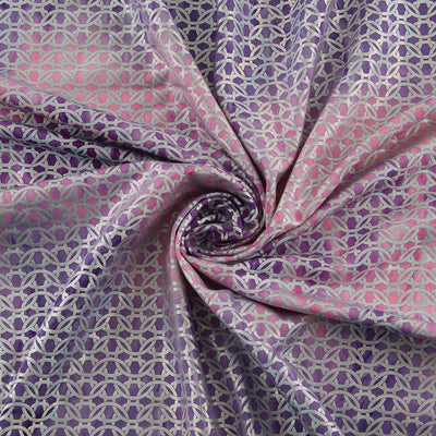 Yaya Han Collection Chainlink Foil, Pink/Purple