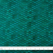 Yaya Han Collection Holographic Mermaid Scales, Emerald