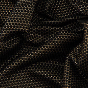 Yaya Han Collection Metallic Dot Brocade, Gold
