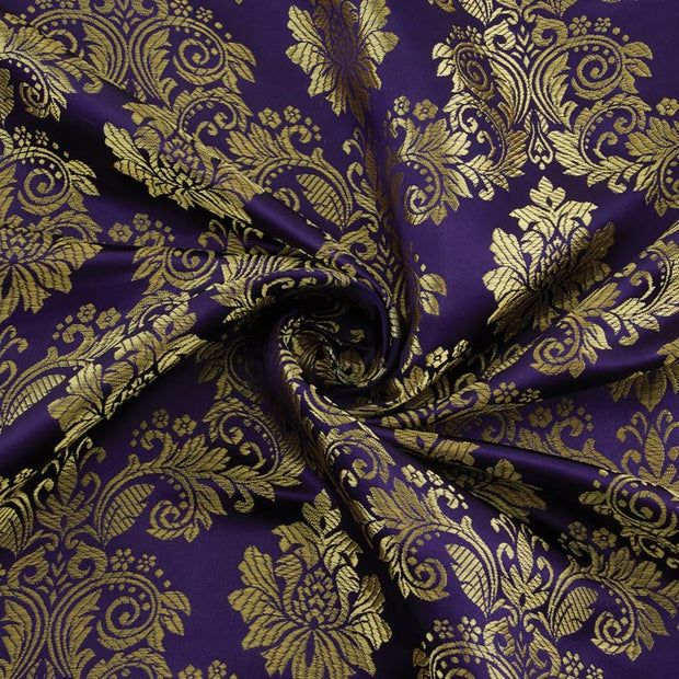 Yaya Han Collection Regal Brocade, Purple