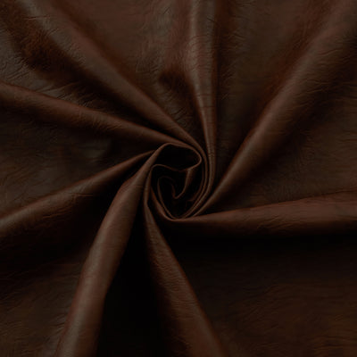 Yaya Han Collection Distressed Pleather Brown/Bronze