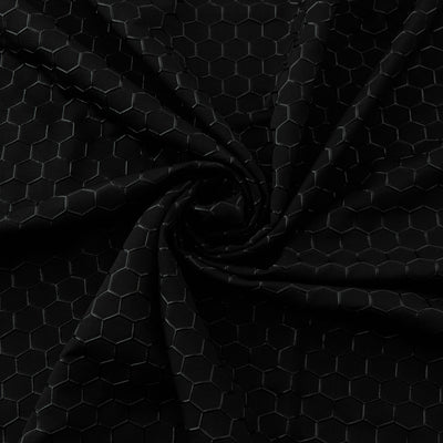 Yaya Han Collection Honeycomb Texture Black