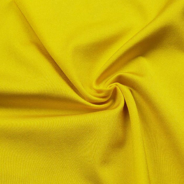 Yaya Han Collection 4-Way Jumbo Stretch Matte Yellow