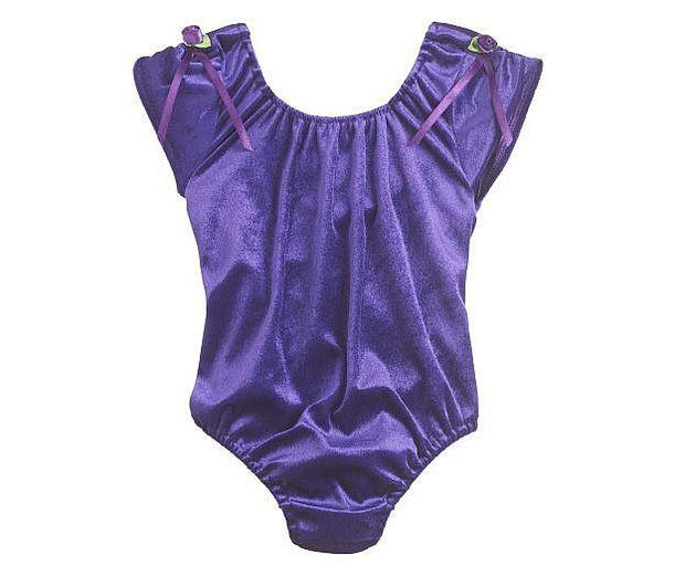 Chloe Bodysuit Purple