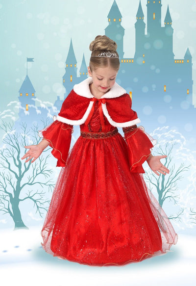 Holiday Princess Dress