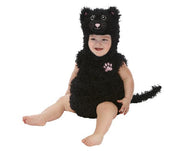 Black Cat Romper