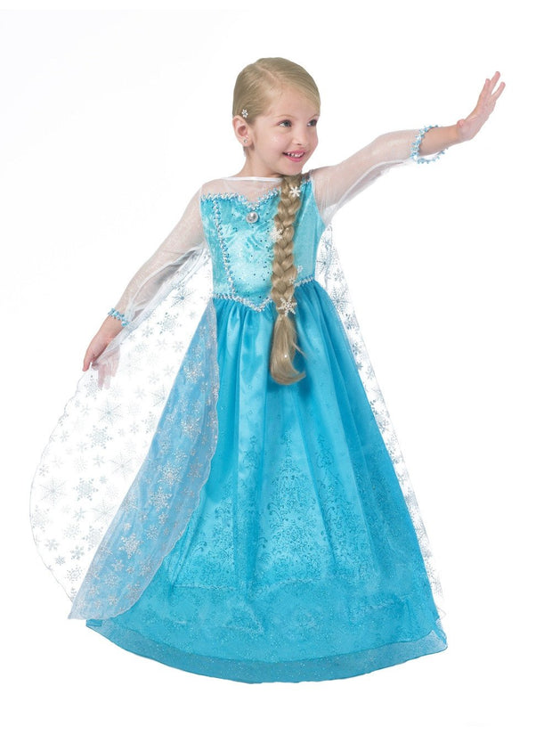 Enchanted Ice Princess Dress