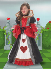 Queen of Hearts Princess Dress