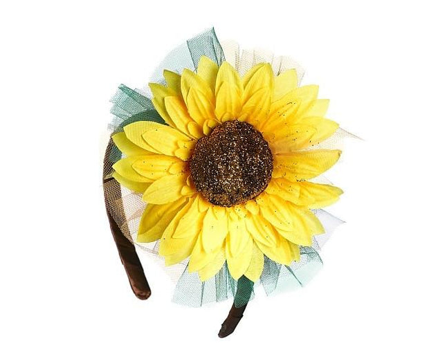Sunflower Collection Headband