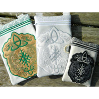 ZipBag 5X7 - Celtic Dragon