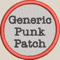 Patch - Generic Punk