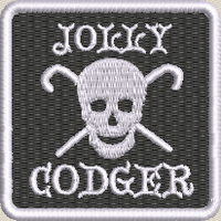 Patch - Jolly Codger